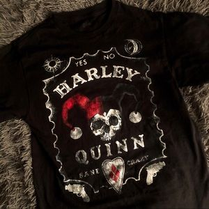 HARLEY QUINN (dc comics) TEE T-SHIRT TOP